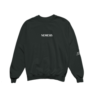NEMESIS SWEATER (BLACK)