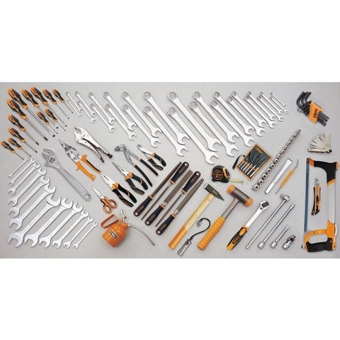 Beta Tools - 107pc. Industrial Maintenance Tool Set - 5902VI-Tool Set-Beta Tools-Torque Toolboxes