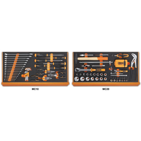 Beta Tools - 108pc. Universal Tool Set - 5927VU/M-Tool Set-Beta Tools-Torque Toolboxes