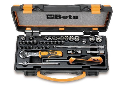 Beta Tools - 111pc. Universal Tool Set - 5915VU/5-Tool Set-Beta Tools-Torque Toolboxes