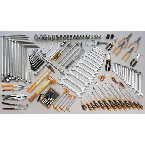 Beta Tools - 118pc. Car Repair Tool Set - 5904VU/2M-Tool Set-Beta Tools-Torque Toolboxes