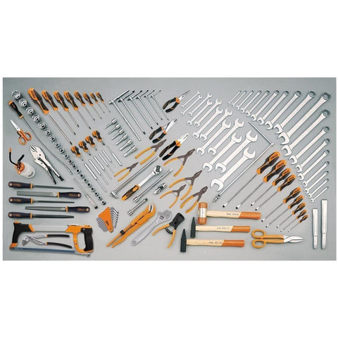 Beta Tools - 137pc. Industrial Maintenance Tool Set - 5953VI-Tool Set-Beta Tools-Torque Toolboxes
