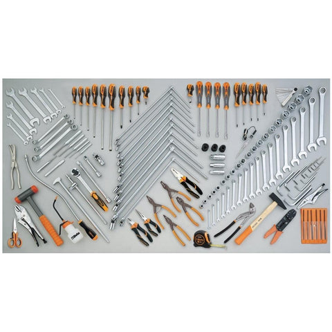 Beta Tools - 138pc. Car Repair Tool Set - 5954VG-Tool Set-Beta Tools-Torque Toolboxes