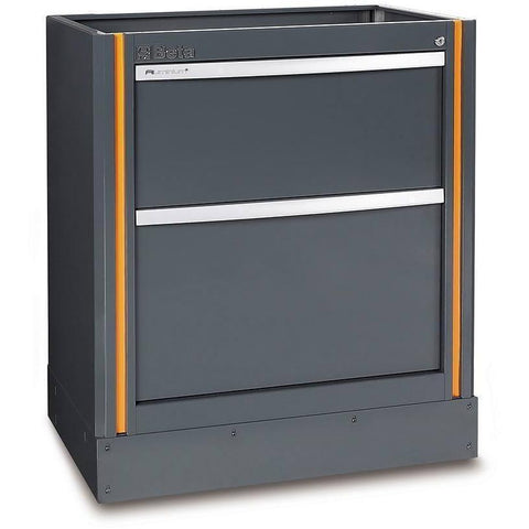 Beta Tools - 2-DrawerTool Cabinet- C55M2 [RSC55]-Garage Storage-Beta Tools-Torque Toolboxes