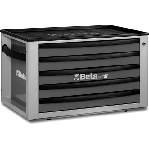 Beta Tools 2300 ST-O/VG1M Tool Chest C23ST + 76 PCS-Tool Chest-Beta-Tools-Grey C23ST + 76 PCS-Torque Toolboxes