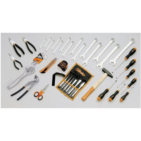 Beta Tools - 45pc. Universal Tool Set - 5915VU/1-Tool Set-Beta Tools-Torque Toolboxes