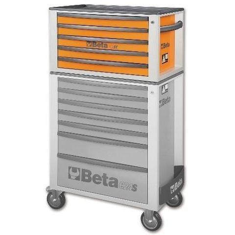 Beta Tools - 5-Drawer, Tool Chest - C23ST-Tool Chest-Beta Tools-Torque Toolboxes