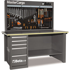 Beta Tools  5700 A/VG MasterCargo Workbench  C57S A + 189 PCS