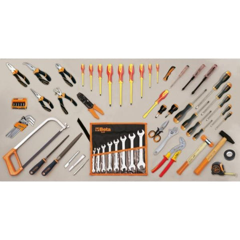 Beta Tools - 5980ET/A 69pc Tool Set (for technical fabric tool bag C12)-Tool Set-Beta Tools-Torque Toolboxes