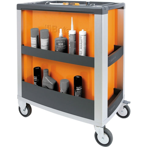 Beta Tools - 6-Drawer, Roller Cabinet - C39-6-Roller Cabinet-Beta Tools-Torque Toolboxes