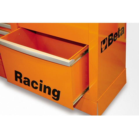 Beta Tools - 7-Drawer Racing Mechanic Professional Cart - C39MD-Roller Cabinet-Beta Tools-Torque Toolboxes