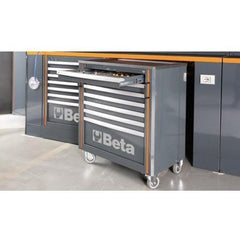 Beta Tools - 7-Drawer, Roller Cabinet - C55C7