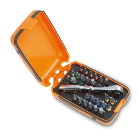 Beta Tools - 860/C27-25 BITS AND 2 ACCESSORIES-Tools-Beta Tools-Torque Toolboxes