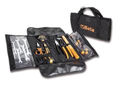 Beta Tools - Fabric Wallet + 26pc. Tool Set - 2001/B26-Wallet-Beta Tools-Torque Toolboxes
