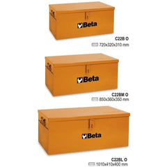 Beta Tools - Long, Tool Chest - C22BL