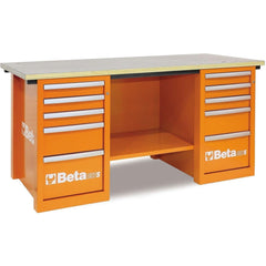 Beta Tools - MasterCargo™ - Workbench - C57S/C-Workbench-Beta Tools-Orange-Torque Toolboxes