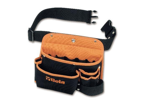 Beta Tools - Nylon Tool Pouch + Belt - 2005PA/S-Portable-Beta Tools-Torque Toolboxes