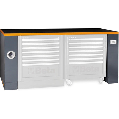 Beta Tools - Sheet Metal Workbench - C55B/2 [RSC55]-Garage Storage-Beta Tools-Torque Toolboxes