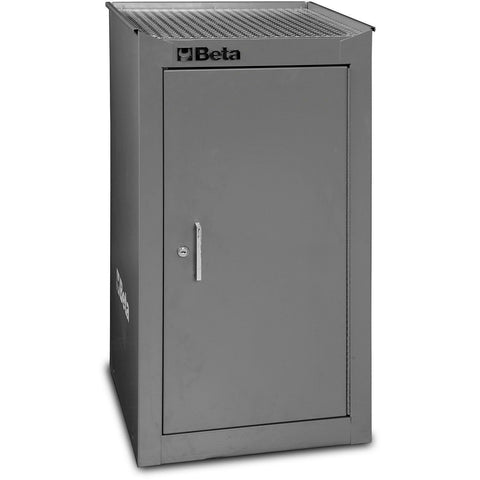 Beta Tools - Side Door Tool Cabinet - C38LA-Tool Cabinet-Beta Tools-Grey-Torque Toolboxes