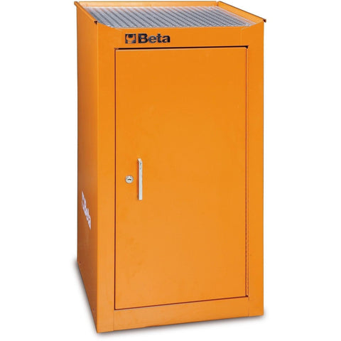 Beta Tools - Side Door Tool Cabinet - C38LA-Tool Cabinet-Beta Tools-Orange-Torque Toolboxes