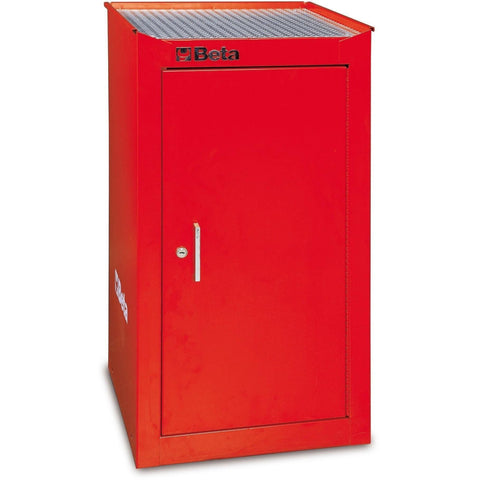Beta Tools - Side Door Tool Cabinet - C38LA-Tool Cabinet-Beta Tools-Red-Torque Toolboxes