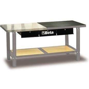 Beta Tools - Slip-Proof Top, Workbench - C56M-Workbench-Beta Tools-GREY-Torque Toolboxes