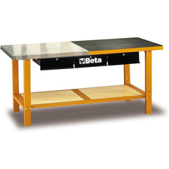 Beta Tools - Slip-Proof Top, Workbench - C56M-Workbench-Beta Tools-ORANGE-Torque Toolboxes