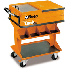 Beta Tools Tank Trolley With Shelf C25-Tool Trolley-Beta-Tools-Torque Toolboxes