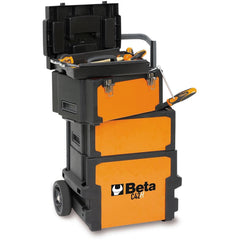 Beta Tools - Three-Module Tool Trolley - C42H