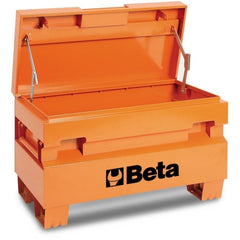 Beta Tools - Tool Trunk for Building Yards, Orange - C22PL