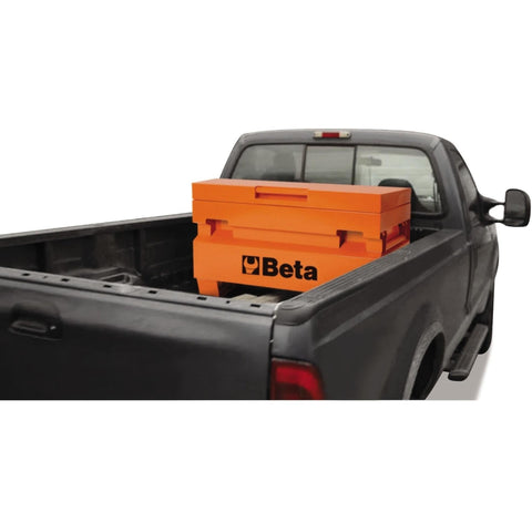 Beta Tools - Tool Trunk for Building Yards, Orange - C22PL-Tool Chest-Beta Tools-Torque Toolboxes