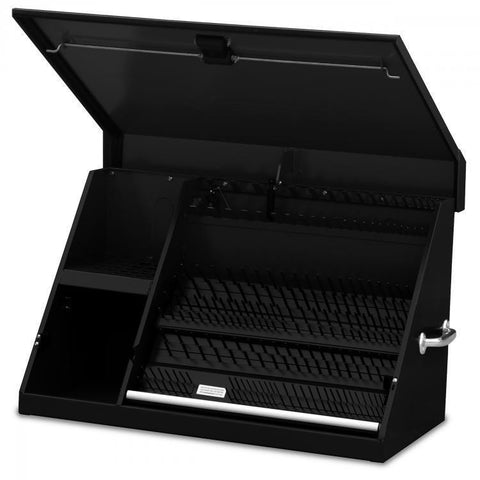 "Montezuma 36"" Portable Tool Box XL450 Black-Portable Toolbox-Montezuma-Torque Toolboxes"