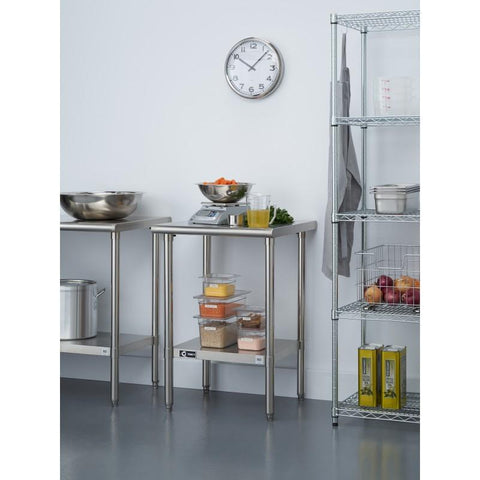 "Trinity - Ecostorage™ - 24"" Stainless Steel Table-Tool Accessory-Trinity-Torque Toolboxes"