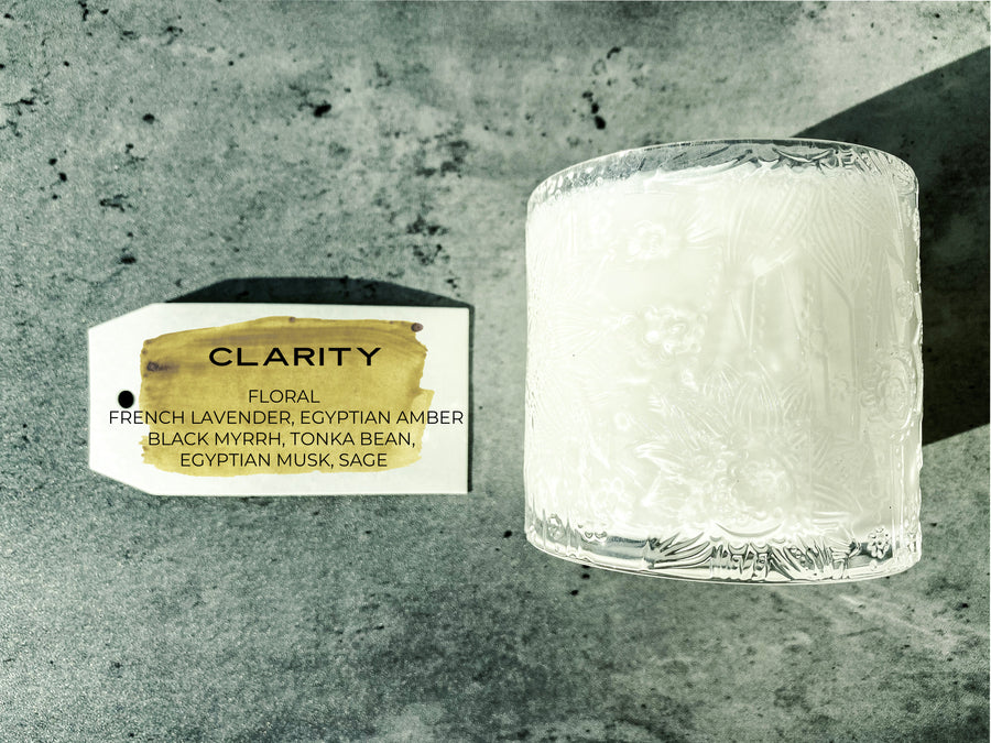 A Clarity Candle