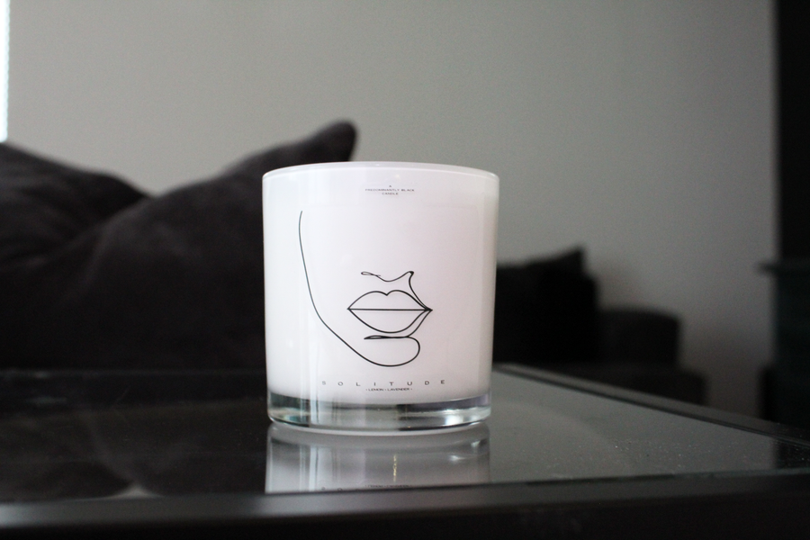 A Solitude Candle