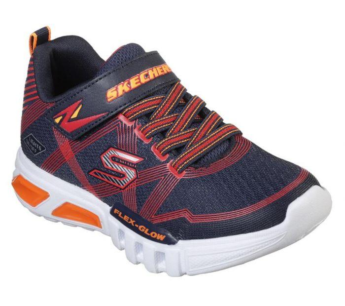SKECHERS S LIGHTS FLEX GLOW INFANT