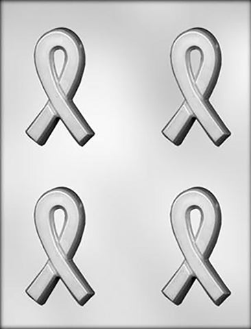 Awareness Ribbon Large Mould  -  % donated to the Cancer Council