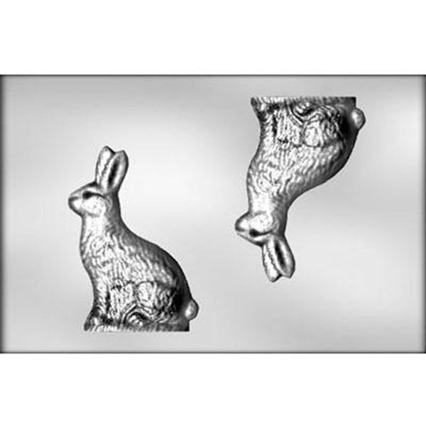 Bunny Sitting 3D Extra Large Mould - Special Order