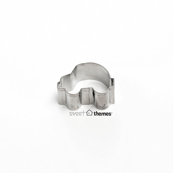 Car Mini Stainless Steel Cookie Cutter