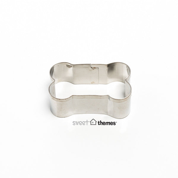 Dog Bone Mini Stainless Steel Cookie Cutter