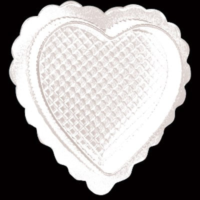 Heart Box - White Large - Seasonal Item