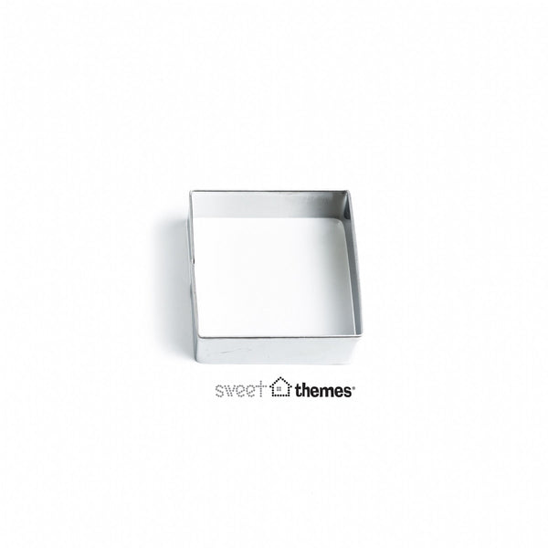 Square 5cm Stainless Steel Cookie Cutter