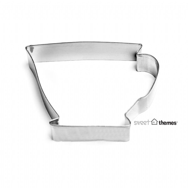 Teacup Stainless Steel Cookie Cutter