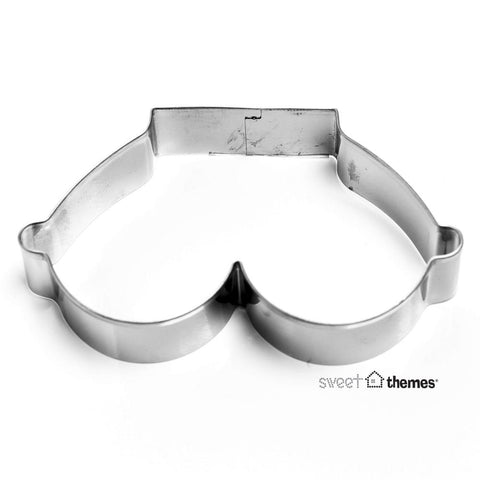 Boobs Stainless Steel Cookie Cutter