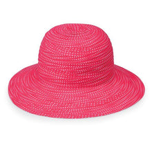 Wallaroo Petite Scrunchie Sunhat at www.threewildwomen.ca | Free shipping over $200 North America