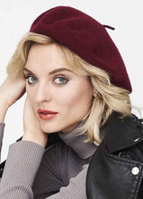 Parkhurst Basque Beret #25001 at www.threewildwomen.ca | Free shipping over $200 North America