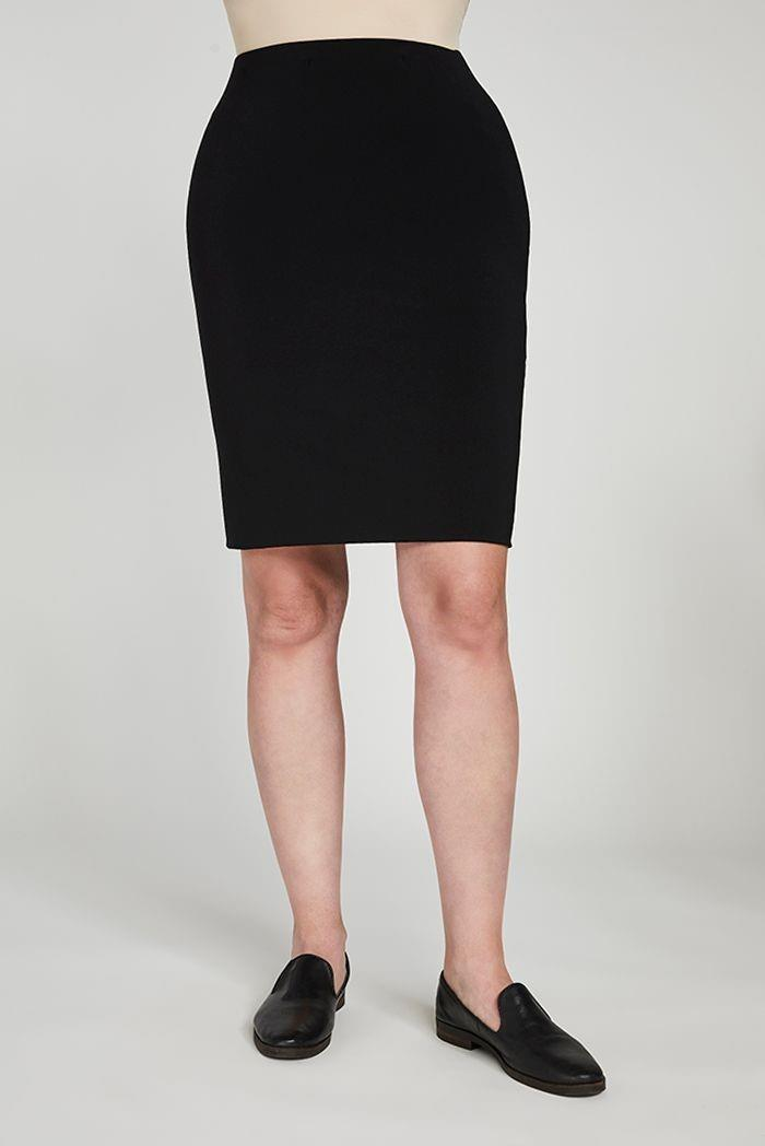 Sympli Tube Skirt Short #2634S at www.threewildwomen.ca | Free shipping over $200 North America