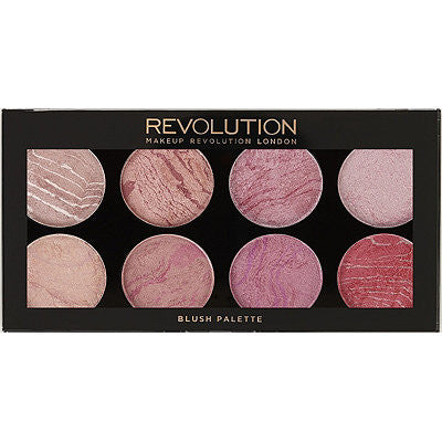 Revolution Blush Palette