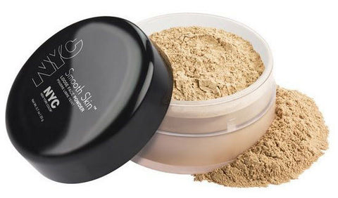 NYC Smooth Skin Loose Powder