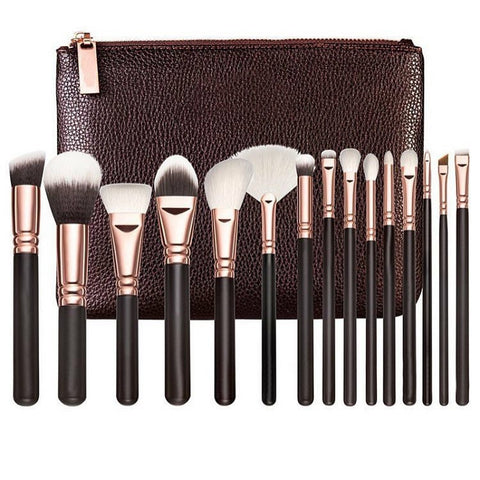 Props 15pc Brush Set